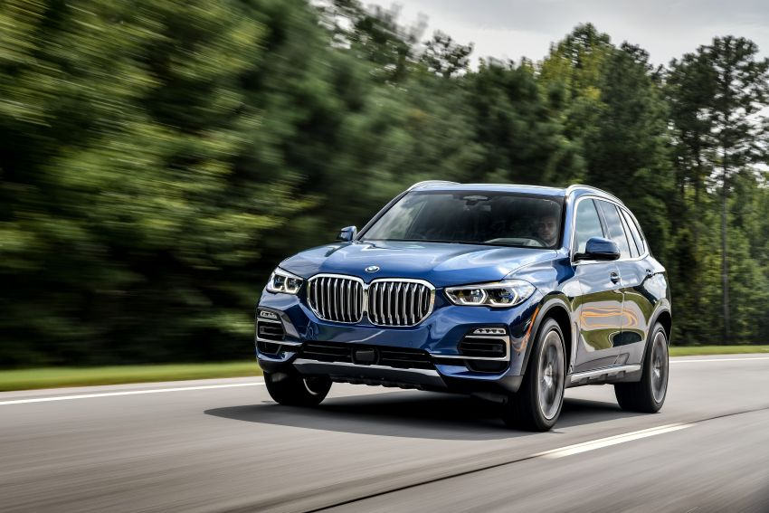 DRIVEN: G05 BMW X5 in Atlanta – X-ceed expectations Image #966716