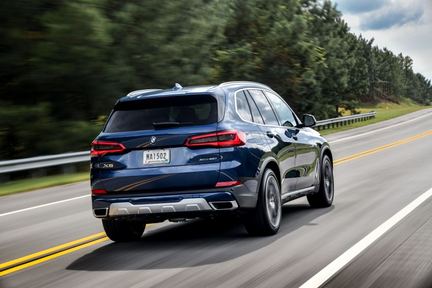 DRIVEN: G05 BMW X5 in Atlanta – X-ceed expectations Image #966717