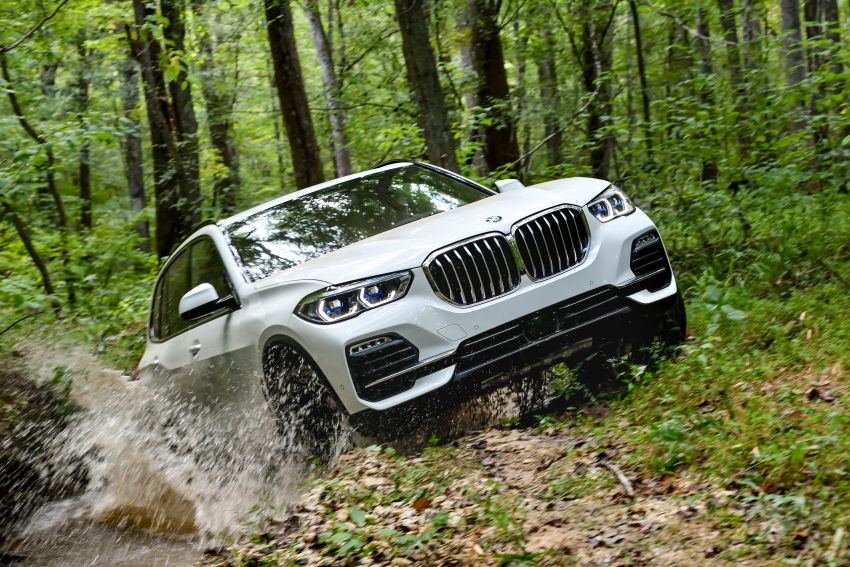 DRIVEN: G05 BMW X5 in Atlanta – X-ceed expectations Image #966640