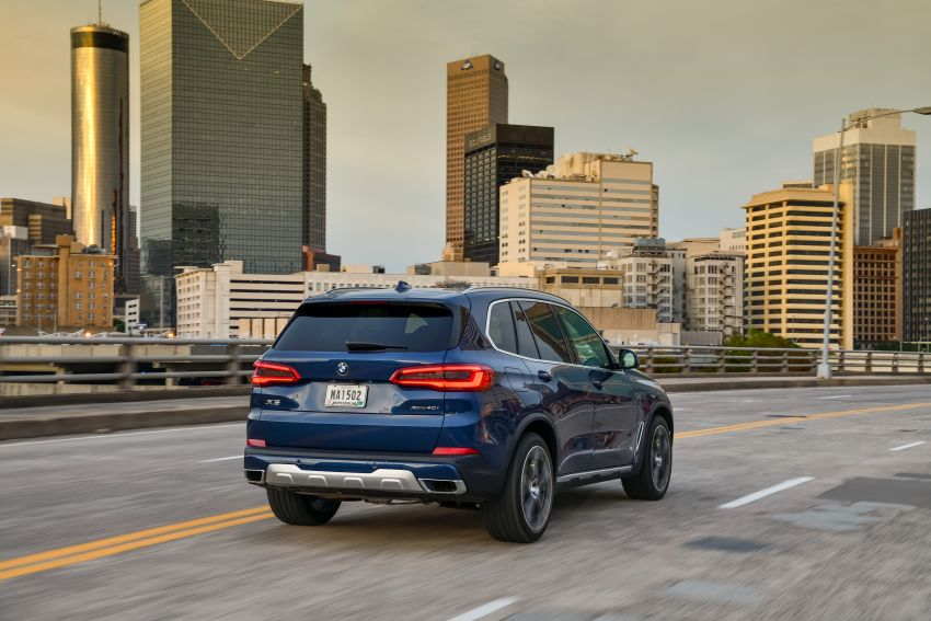 DRIVEN: G05 BMW X5 in Atlanta – X-ceed expectations Image #966718
