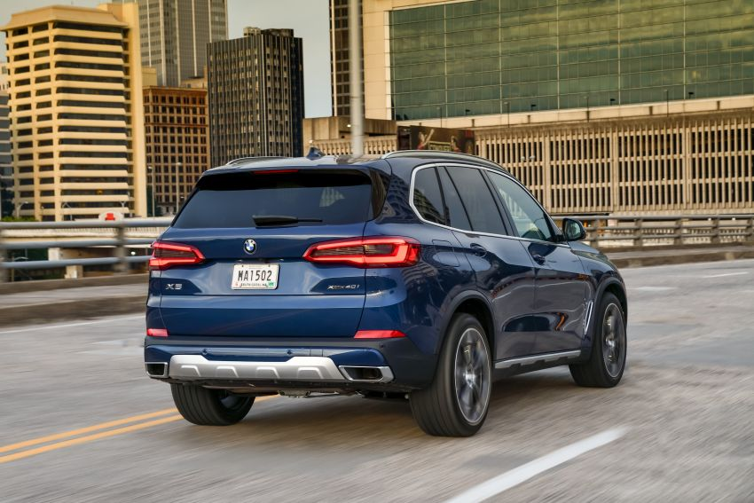 DRIVEN: G05 BMW X5 in Atlanta – X-ceed expectations Image #966719