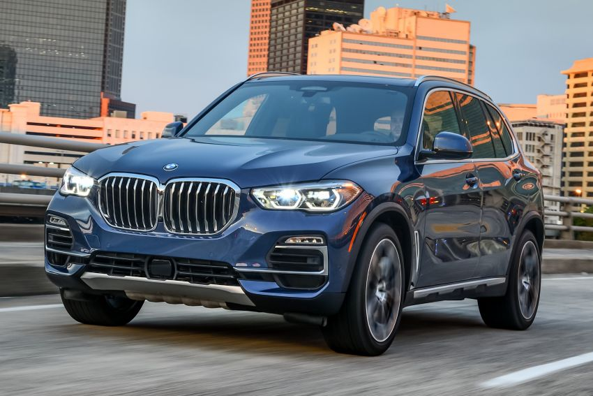 DRIVEN: G05 BMW X5 in Atlanta – X-ceed expectations Image #966720