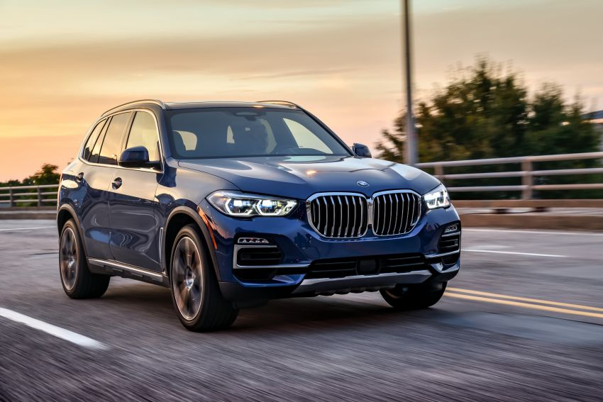 DRIVEN: G05 BMW X5 in Atlanta – X-ceed expectations Image #966722