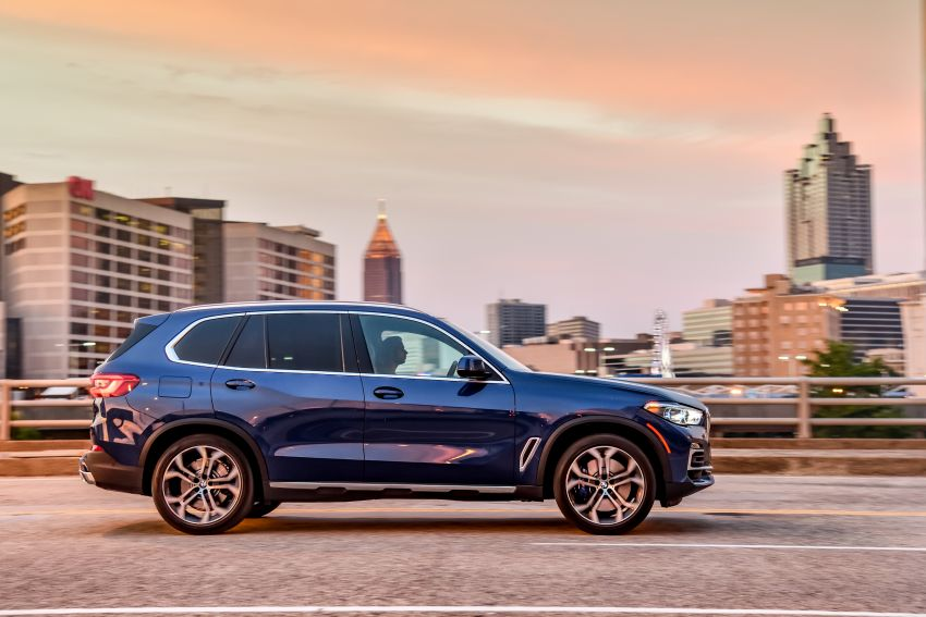 DRIVEN: G05 BMW X5 in Atlanta – X-ceed expectations Image #966723