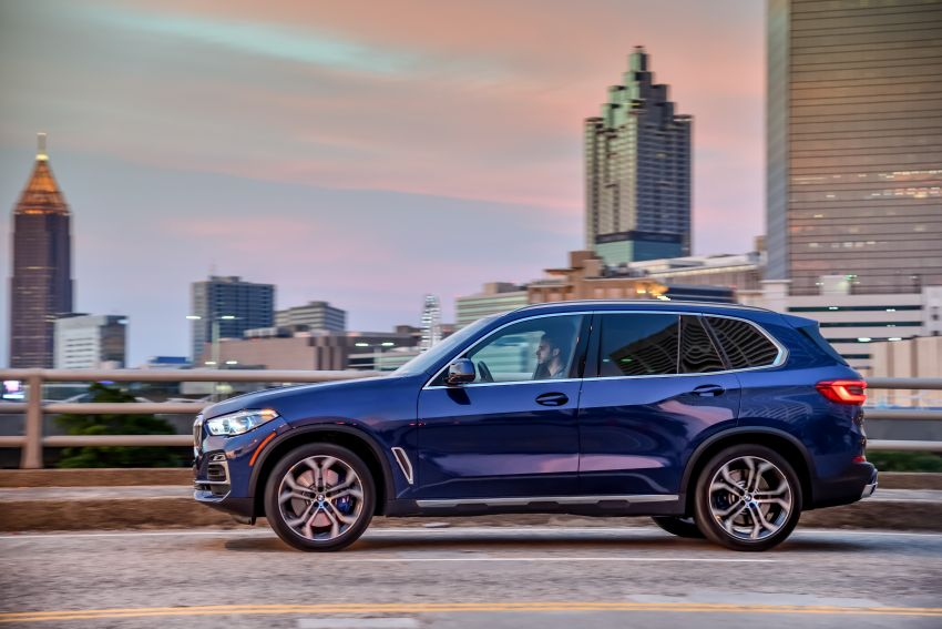 DRIVEN: G05 BMW X5 in Atlanta – X-ceed expectations Image #966725