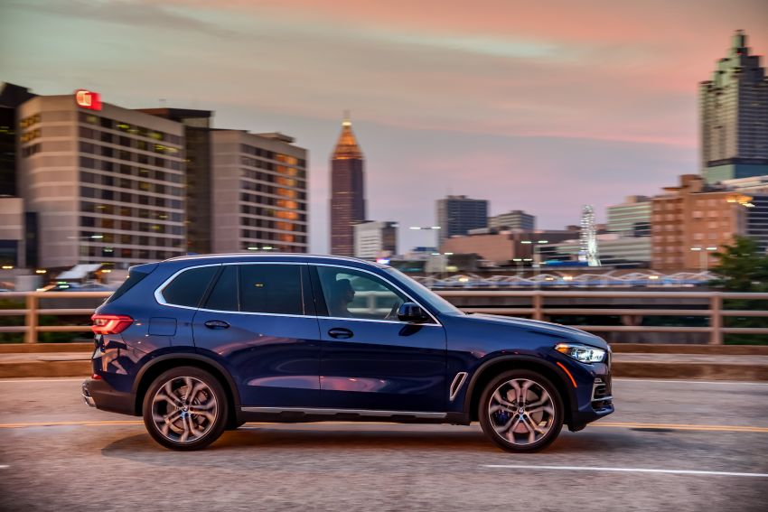 DRIVEN: G05 BMW X5 in Atlanta – X-ceed expectations Image #966727