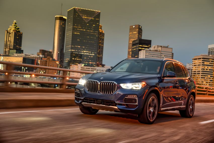 DRIVEN: G05 BMW X5 in Atlanta – X-ceed expectations Image #966728