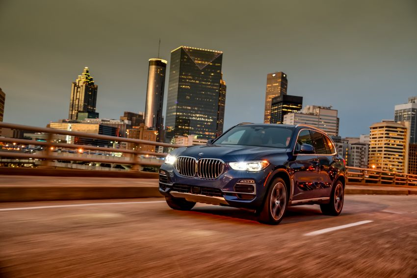DRIVEN: G05 BMW X5 in Atlanta – X-ceed expectations Image #966729