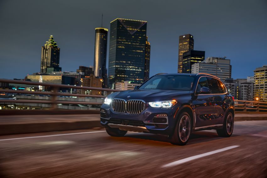 DRIVEN: G05 BMW X5 in Atlanta – X-ceed expectations Image #966730