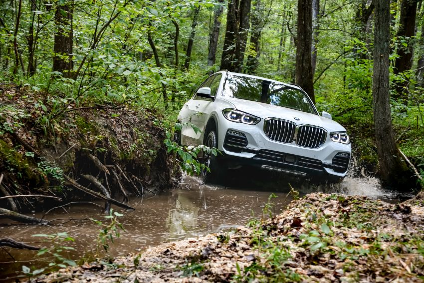 DRIVEN: G05 BMW X5 in Atlanta – X-ceed expectations Image #966641