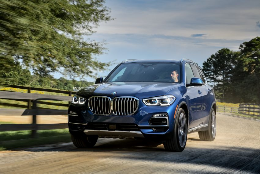 DRIVEN: G05 BMW X5 in Atlanta – X-ceed expectations Image #966732