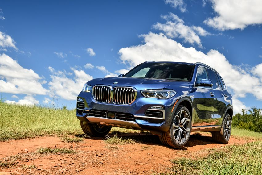DRIVEN: G05 BMW X5 in Atlanta – X-ceed expectations Image #966734