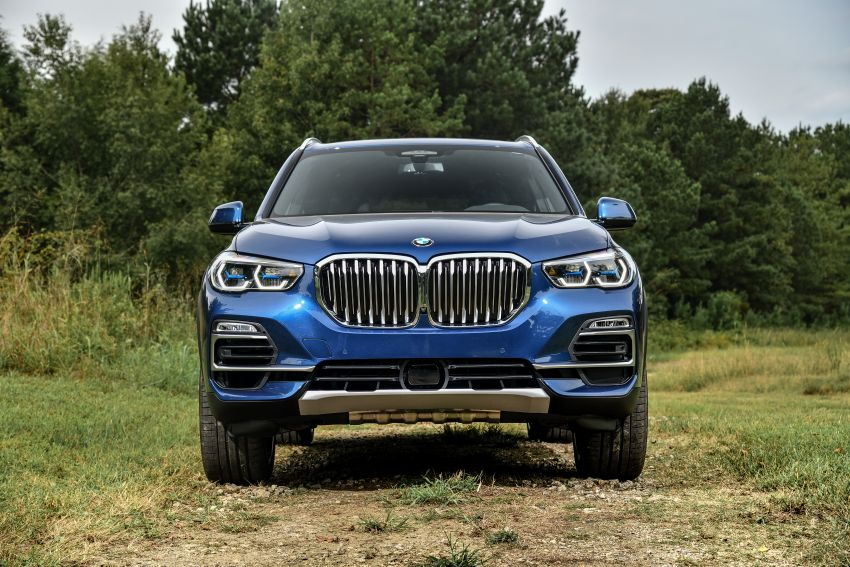 DRIVEN: G05 BMW X5 in Atlanta – X-ceed expectations Image #966735