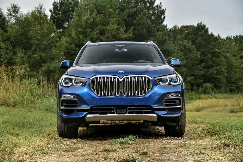 DRIVEN: G05 BMW X5 in Atlanta – X-ceed expectations Image #966736