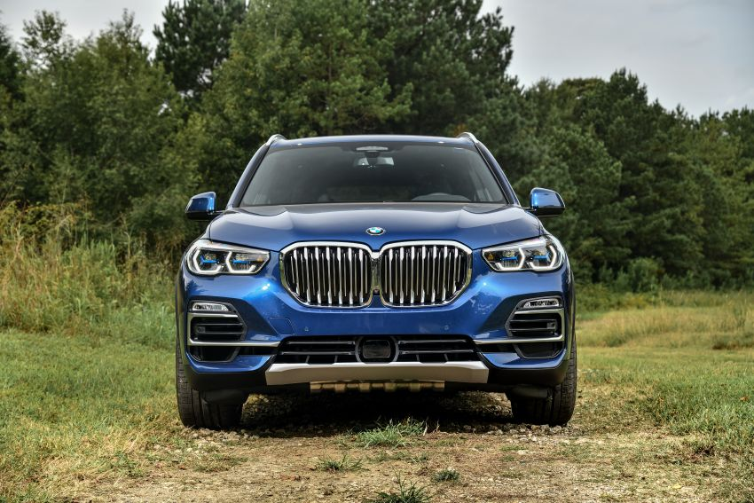 DRIVEN: G05 BMW X5 in Atlanta – X-ceed expectations Image #966737