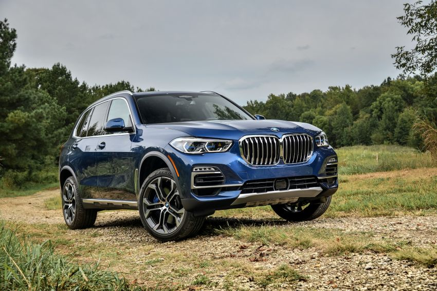 DRIVEN: G05 BMW X5 in Atlanta – X-ceed expectations Image #966738