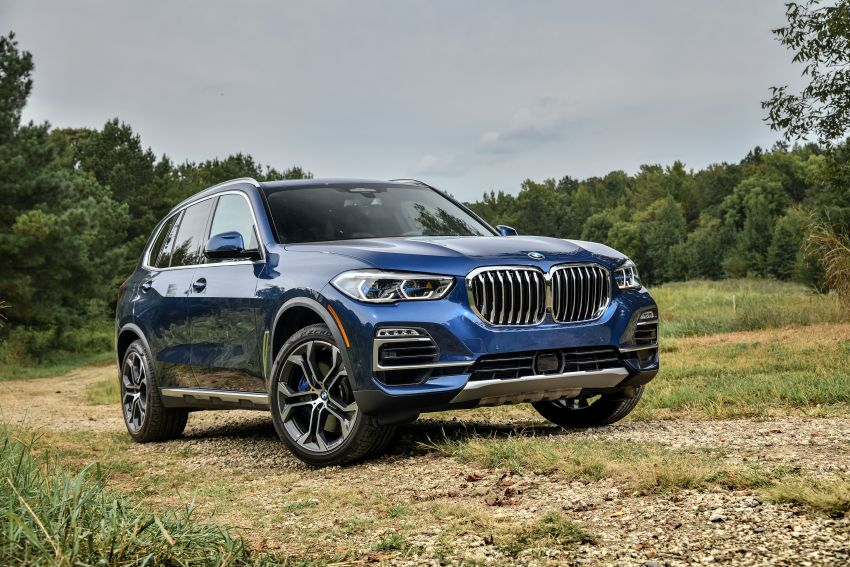 DRIVEN: G05 BMW X5 in Atlanta – X-ceed expectations Image #966740