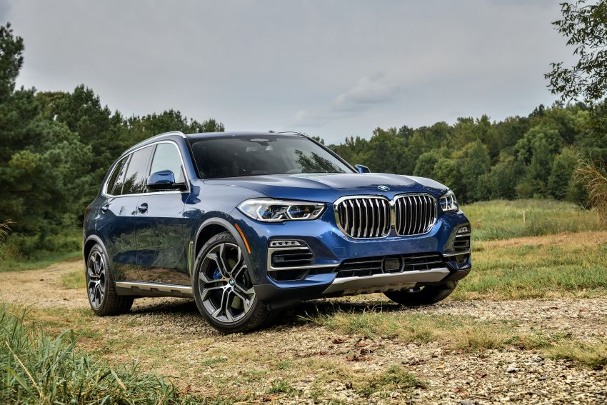 DRIVEN: G05 BMW X5 in Atlanta – X-ceed expectations Image #966741
