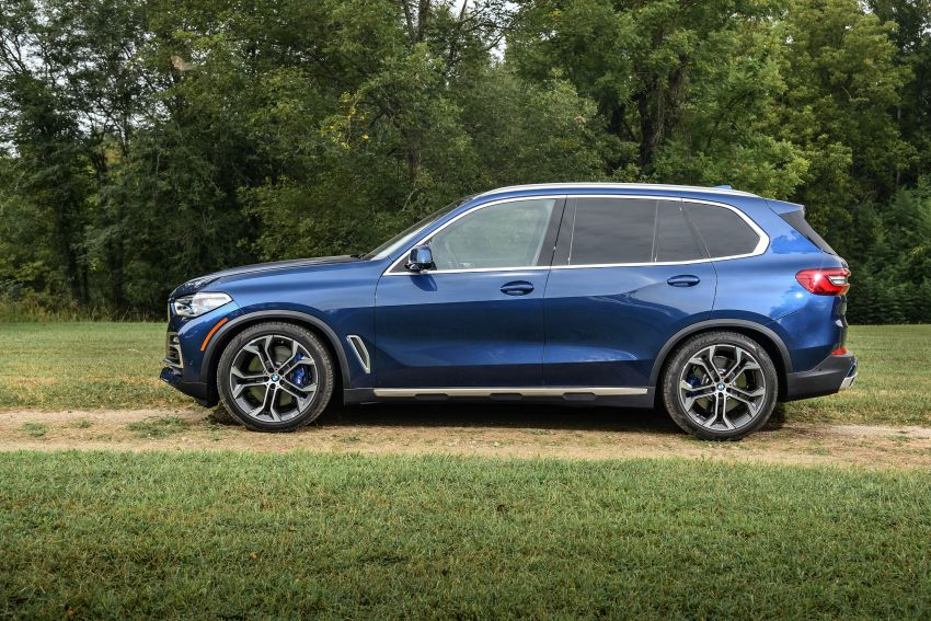 DRIVEN: G05 BMW X5 in Atlanta – X-ceed expectations Image #966742