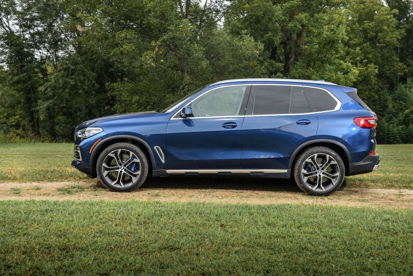 DRIVEN: G05 BMW X5 in Atlanta – X-ceed expectations Image #966743