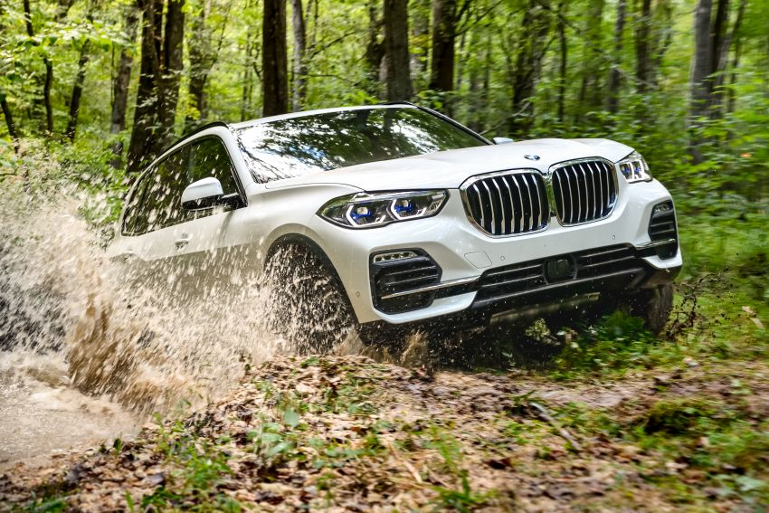 DRIVEN: G05 BMW X5 in Atlanta – X-ceed expectations Image #966642