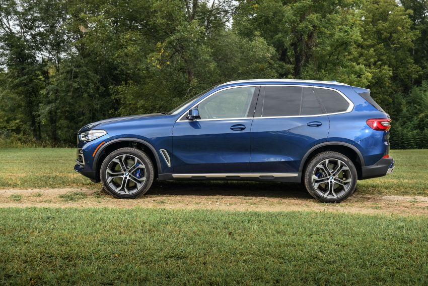 DRIVEN: G05 BMW X5 in Atlanta – X-ceed expectations Image #966744