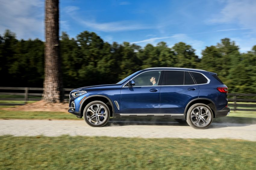 DRIVEN: G05 BMW X5 in Atlanta – X-ceed expectations Image #966745