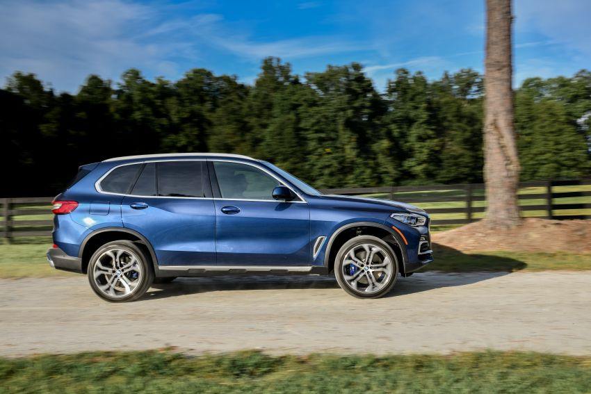 DRIVEN: G05 BMW X5 in Atlanta – X-ceed expectations Image #966746