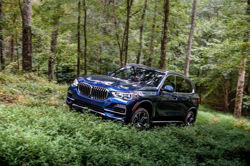 DRIVEN: G05 BMW X5 in Atlanta – X-ceed expectations Image #966748