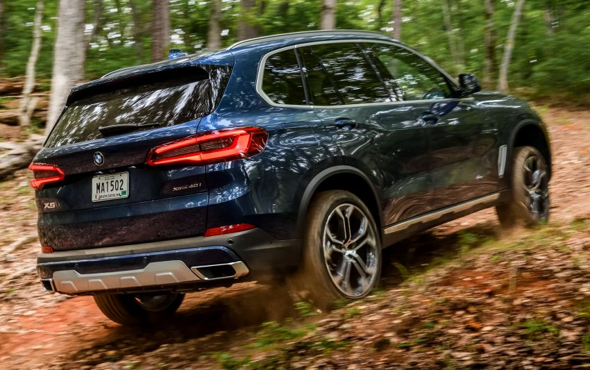 DRIVEN: G05 BMW X5 in Atlanta – X-ceed expectations Image #966749