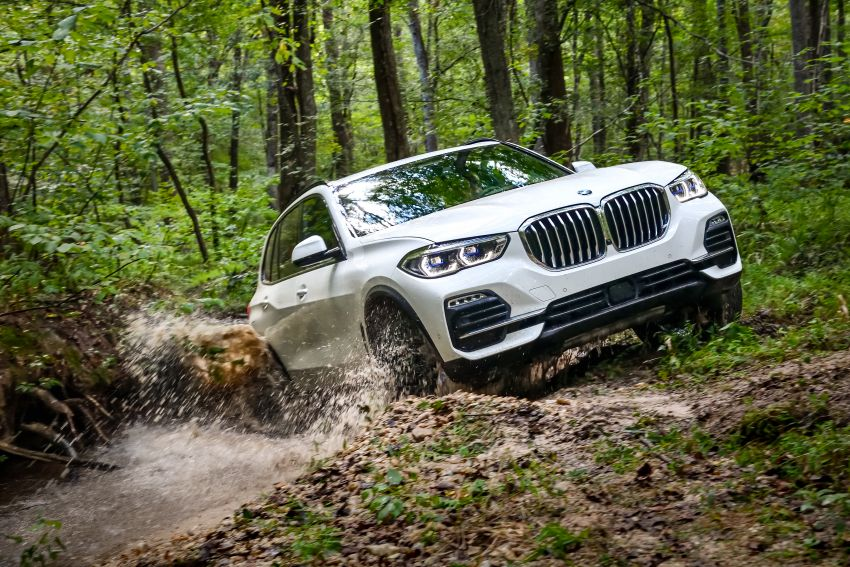 DRIVEN: G05 BMW X5 in Atlanta – X-ceed expectations Image #966643