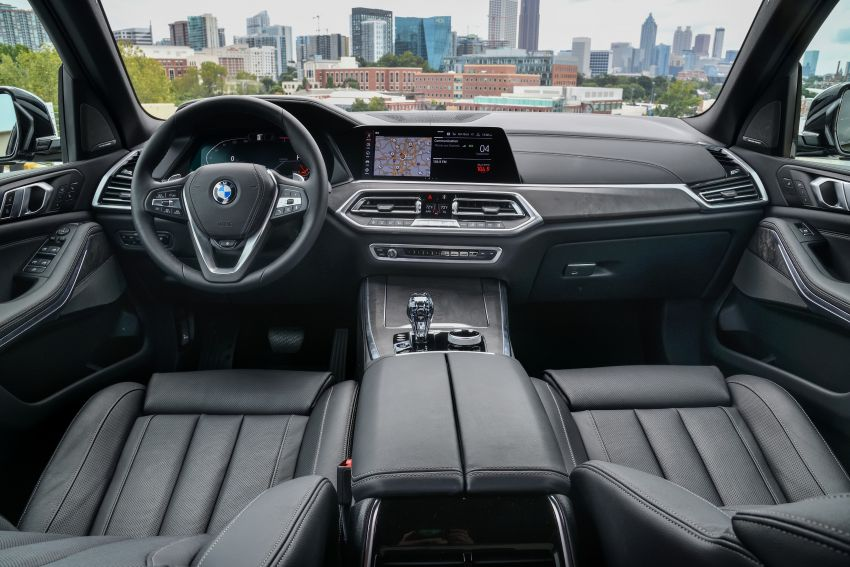 DRIVEN: G05 BMW X5 in Atlanta – X-ceed expectations Image #966761