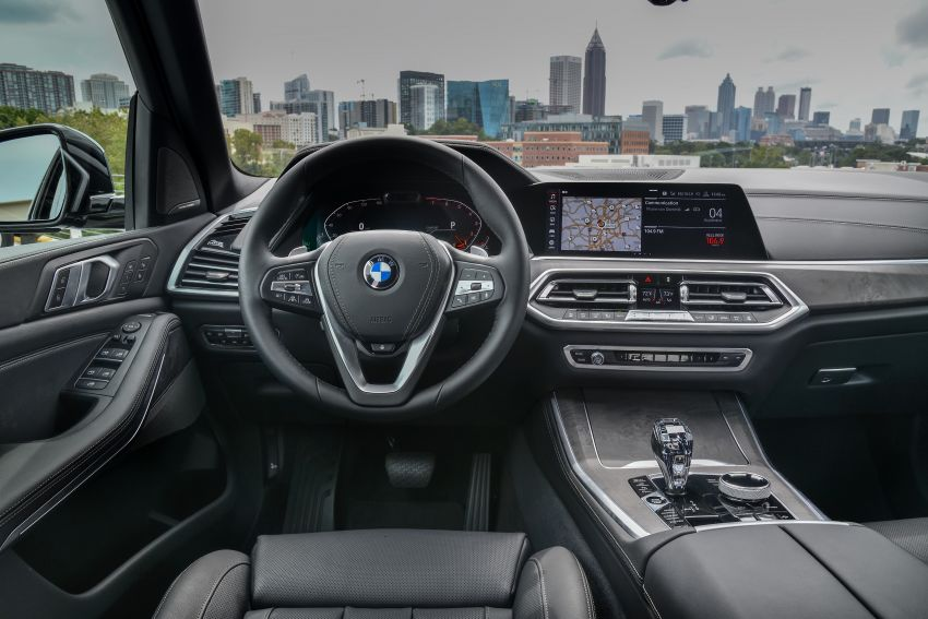 DRIVEN: G05 BMW X5 in Atlanta – X-ceed expectations Image #966762