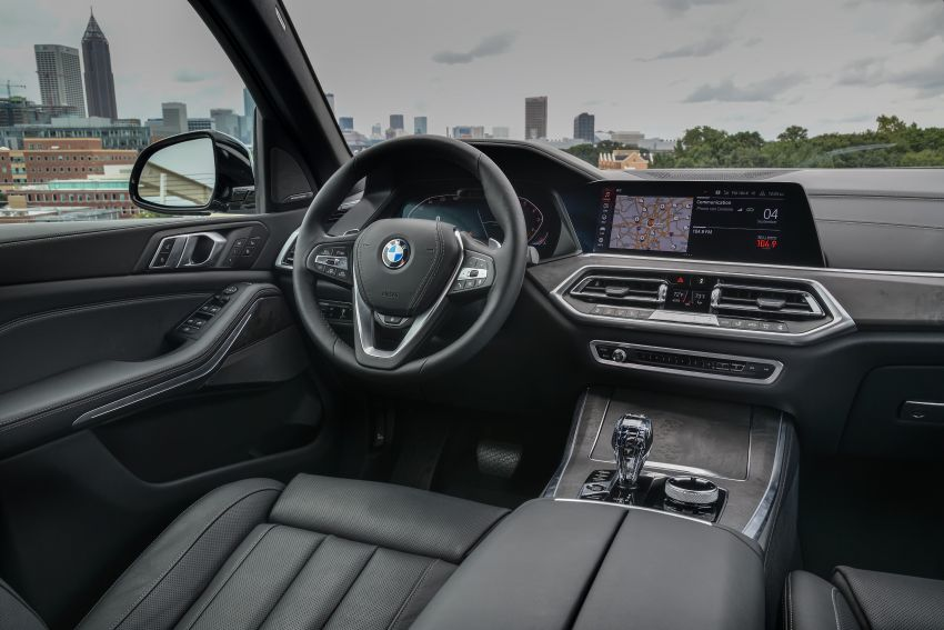 DRIVEN: G05 BMW X5 in Atlanta – X-ceed expectations Image #966763