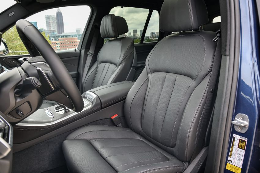 DRIVEN: G05 BMW X5 in Atlanta – X-ceed expectations Image #966765