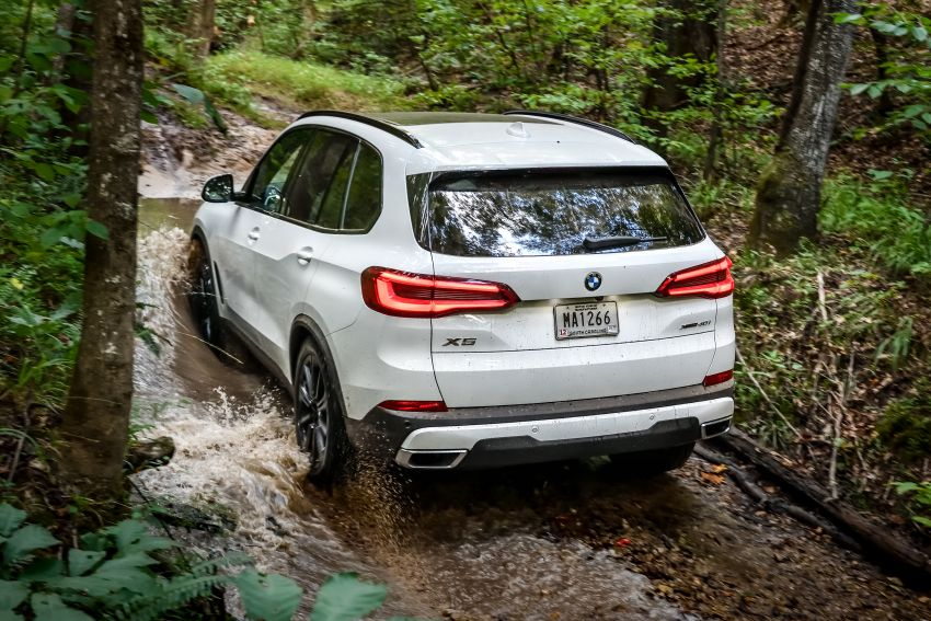 DRIVEN: G05 BMW X5 in Atlanta – X-ceed expectations Image #966644