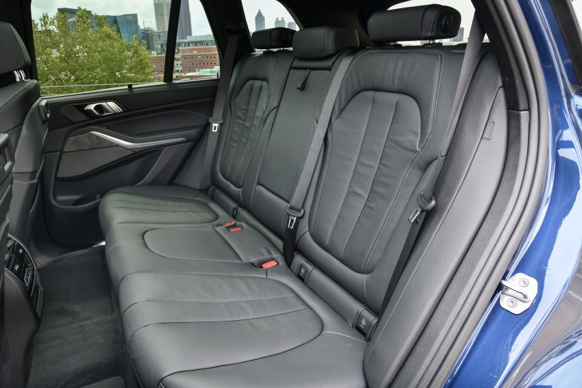 DRIVEN: G05 BMW X5 in Atlanta – X-ceed expectations Image #966767