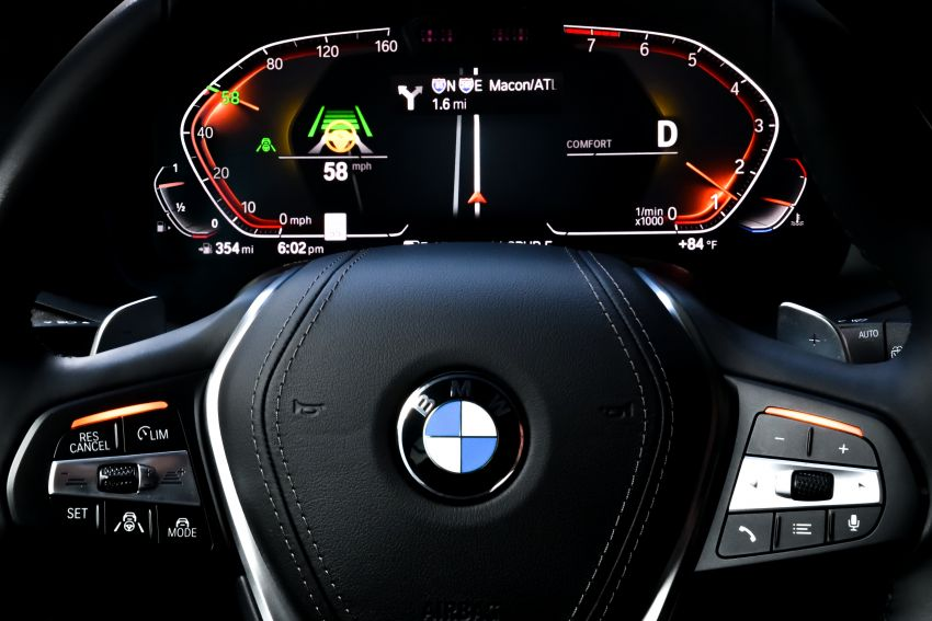 DRIVEN: G05 BMW X5 in Atlanta – X-ceed expectations Image #966772