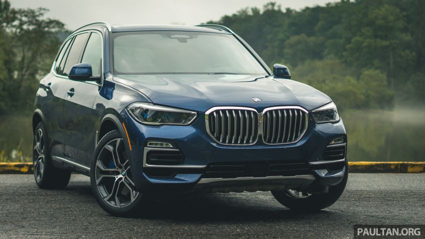 DRIVEN: G05 BMW X5 in Atlanta – X-ceed expectations Image #966561