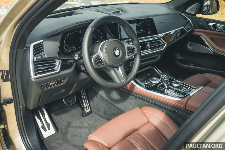 DRIVEN: G05 BMW X5 in Atlanta – X-ceed expectations Image #966582