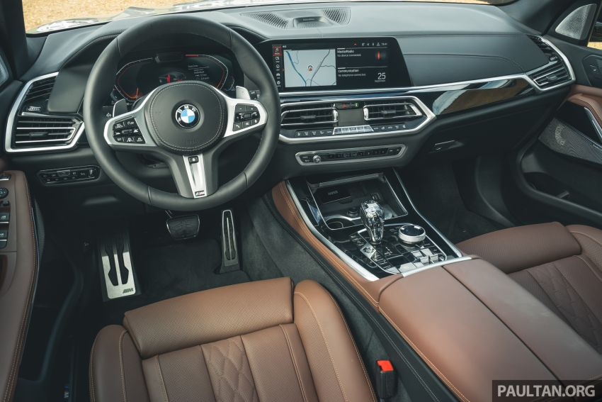DRIVEN: G05 BMW X5 in Atlanta – X-ceed expectations Image #966583