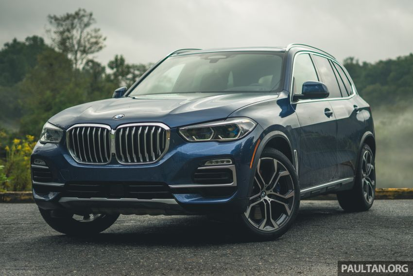 DRIVEN: G05 BMW X5 in Atlanta – X-ceed expectations Image #966562