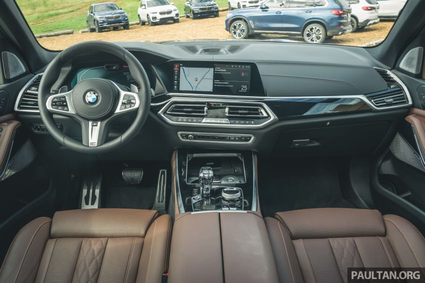 DRIVEN: G05 BMW X5 in Atlanta – X-ceed expectations Image #966584
