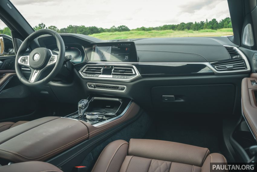 DRIVEN: G05 BMW X5 in Atlanta – X-ceed expectations Image #966585
