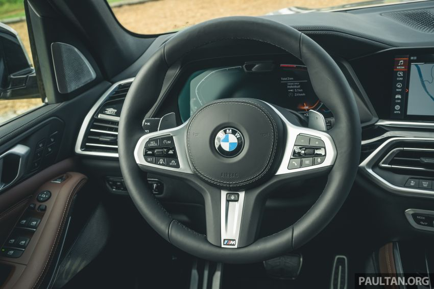 DRIVEN: G05 BMW X5 in Atlanta – X-ceed expectations Image #966586