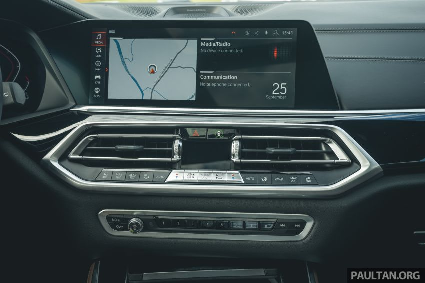 DRIVEN: G05 BMW X5 in Atlanta – X-ceed expectations Image #966589