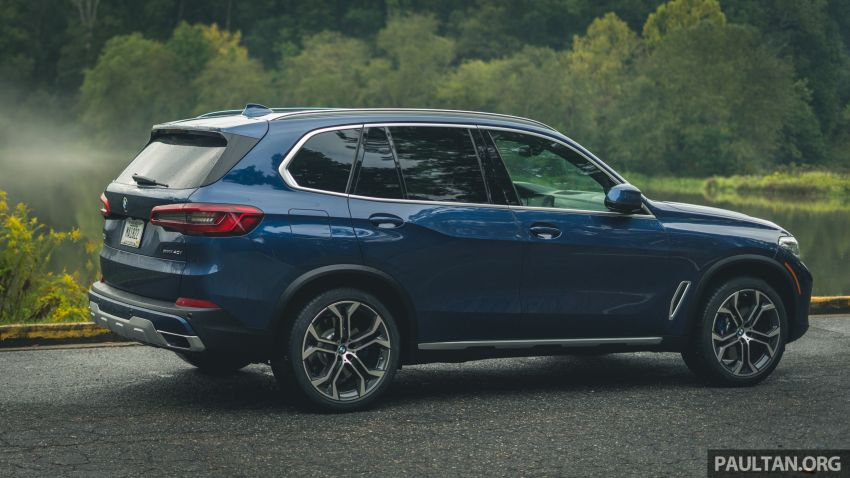 DRIVEN: G05 BMW X5 in Atlanta – X-ceed expectations Image #966563