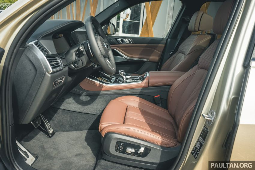 DRIVEN: G05 BMW X5 in Atlanta – X-ceed expectations Image #966605