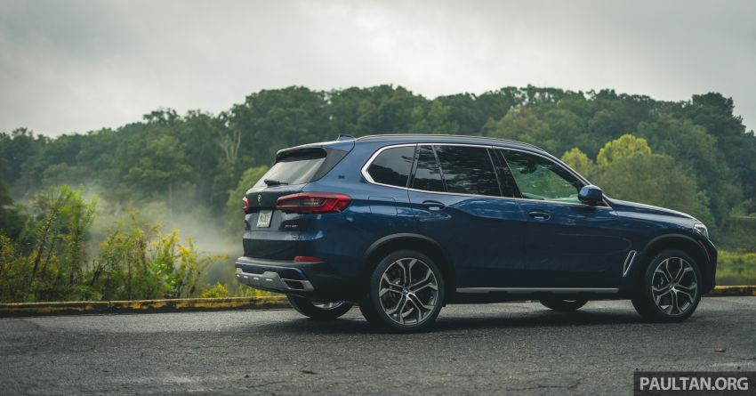 DRIVEN: G05 BMW X5 in Atlanta – X-ceed expectations Image #966564