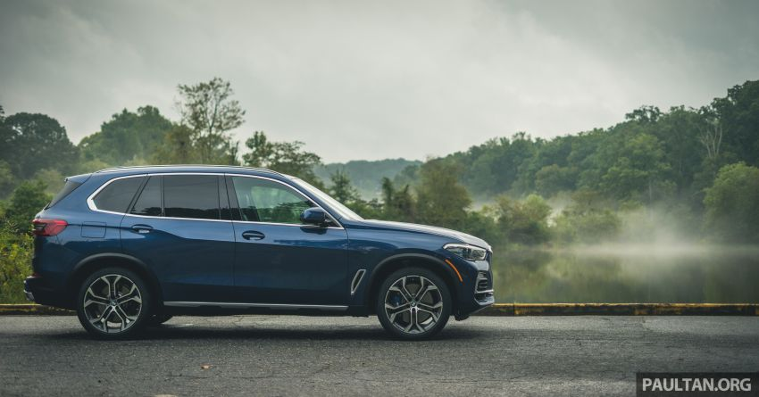 DRIVEN: G05 BMW X5 in Atlanta – X-ceed expectations Image #966566